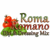 Roma Romano Dip Mix & Dressing Mix, 5 Pound Bulk Bag