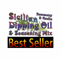 Sicilian Bread Dipping Oil Seasoning Mix