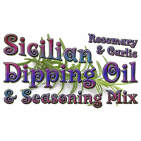 Sicilian Bread Dipping Oil Seasoning Mix, 5 Pound Bulk Bag
