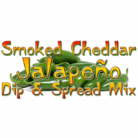 Smoked Cheddar Jalapeno Dip & Spread Mix, 1 Pound Pantry Bag