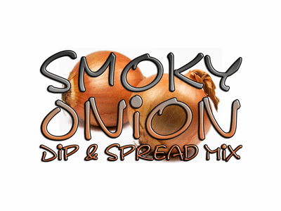 Smoky Onion Dip & Spread Mix, Case of 24 Packets