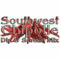 Southwest Chipotle Dip Mix & Spread Mix, 1 Pound Pantry Bag