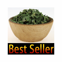Spinach Flakes, Dried, 1 Pound Bulk Bag