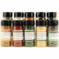 Starter Kitchen Staples Spice Sampler (10 Varieties)