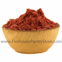 Strawberry Powder, 1 Pound Bulk Bag