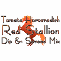 "Tomato Horseradish ""Red Stallion"" Dip & Spread Mix"