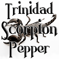 Trinidad Scorpion Pepper Products