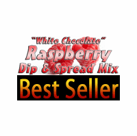 White Chocolate Raspberry Dip & Cheeseball Mix