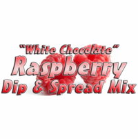 White Chocolate Raspberry Dip & Cheeseball Mix, Single Recipe Package