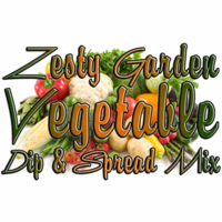Zesty Garden Vegetable Dip & Spread Mix