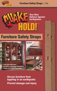 QuakeHOLD! Furniture Strap