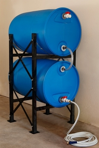 Titan ReadyWater® Water Barrel Rack System (with Barrels)