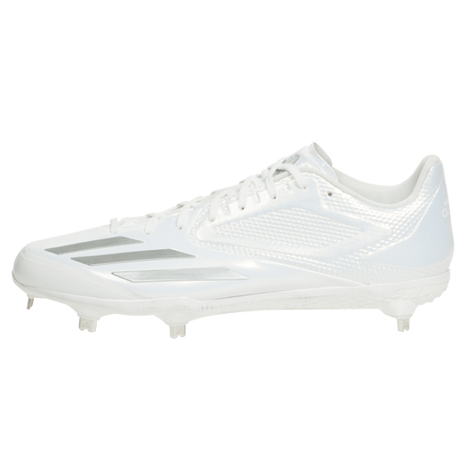 all white adidas baseball cleats mens football shoes