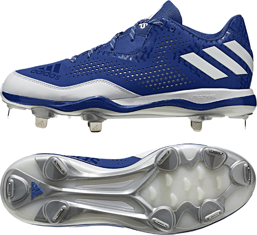 Adidas poweralley 4 hombre 's Baseball cleat