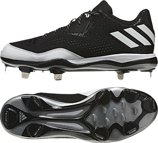 100% authentic 94f55 d9bf1 Adidas PowerAlley 4 Men s Baseball Cleat