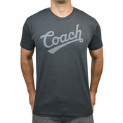 Baseballism Men's Coach T-Shirt Coach