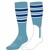 Custom Softball Socks