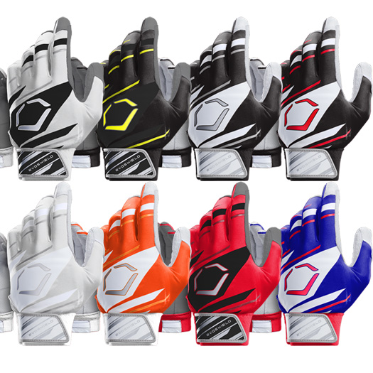 Evoshield Protective 20 Adult Batting Gloves 2045140
