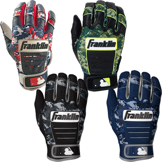 e8ae7bbaa9a2 Franklin CFX Pro Digi Camo Adult Batting Gloves 2063