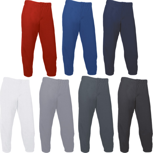 89041051eaf Intensity Girls Lowrise Doubleknit Softball Pant N5300Y