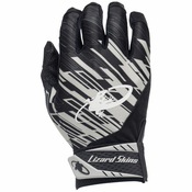 Lizard Skins Padded Inner Glove-Black