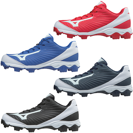 8c2b25203c91 Mizuno 9-Spike Advanced Franchise 9 Low Youth Baseball Cleat 320553