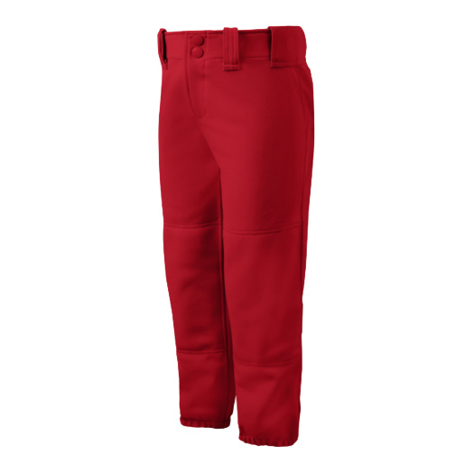 Mizuno Girl S Belted Fastpitch Pant 350462