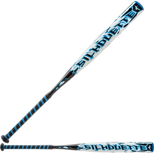Mizuno Silhouette 10 2017 Fastpitch Softball Bat 340386