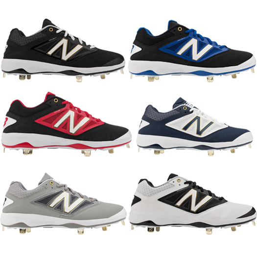New Balance 4040v3 Low Men S Baseball Cleat L4040v3
