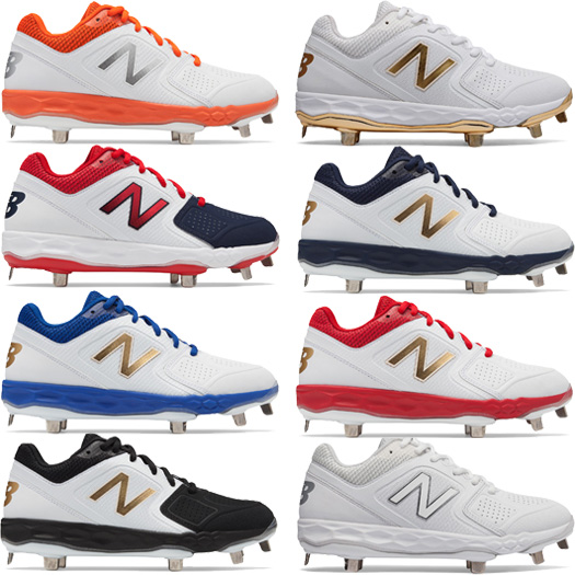 2c99e4ff5eb New Balance VELOv1 Low Women s Fastpitch Cleat SMVELOV1