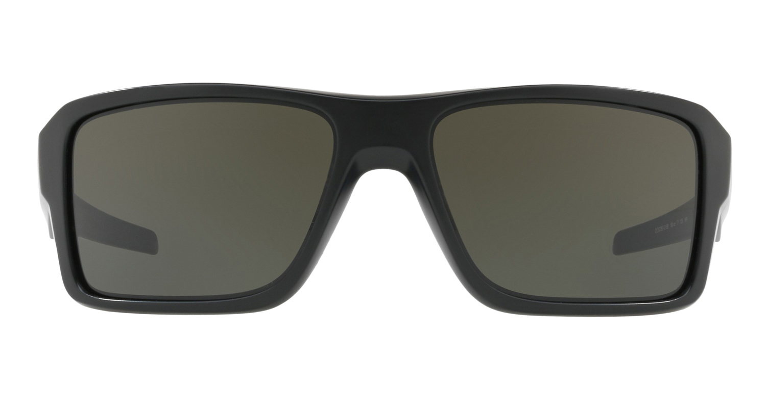 645ed3e6c1 ... czech oakley double edge matte black dark gray sunglasses oo9380 0166  4e2d7 c81b7 ...
