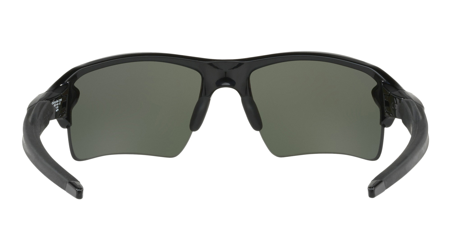 a145e1adfa1 Oakley Flak 2.0 XL Prizm Polarized Polished Black Sunglasses OO9188-7259