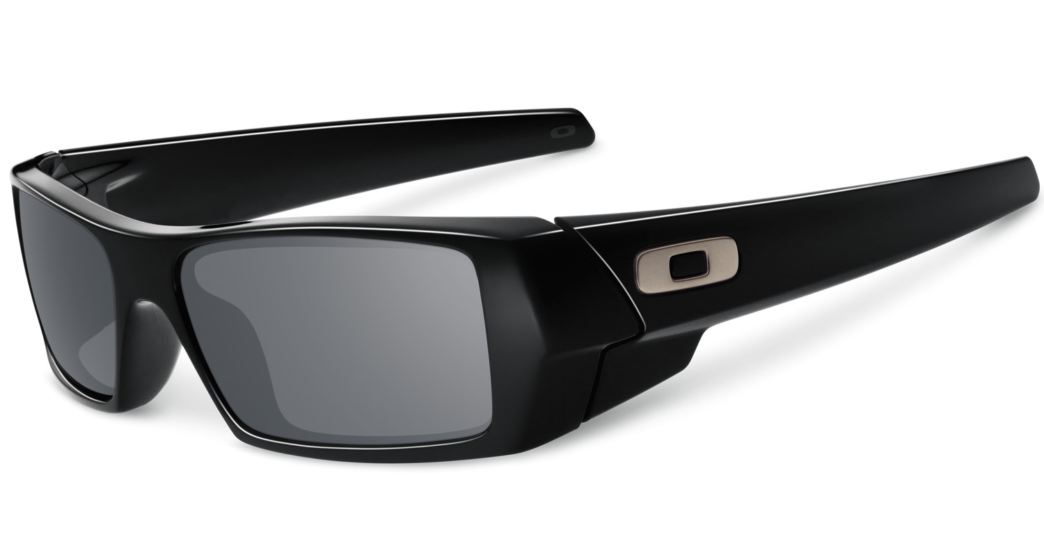 oakley gascan sunglasses polished black