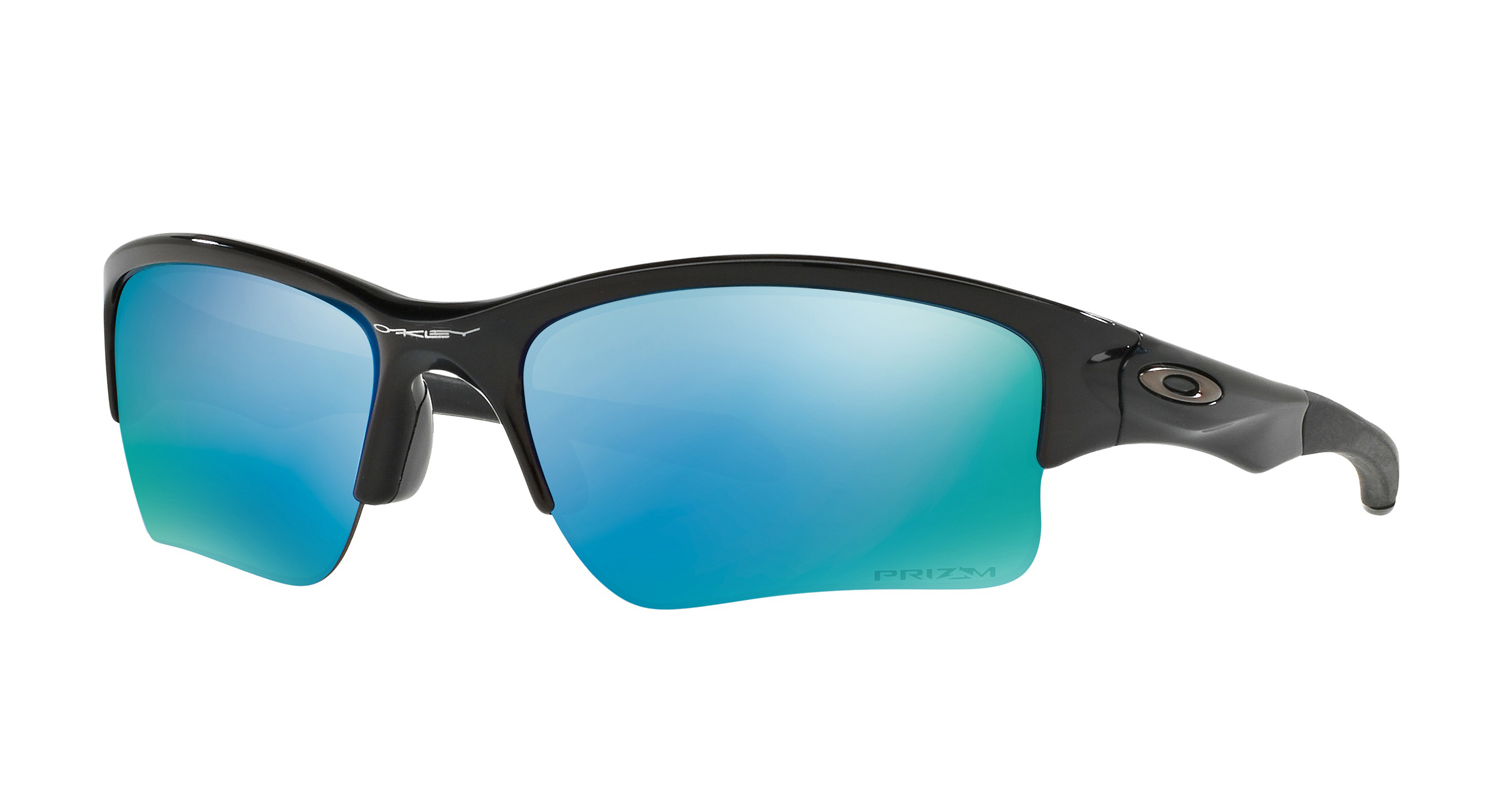 b352e423f ... sale oakley quarter jacket prizm deep water polarized youth sunglasses  oo9200 16 48ed4 99b27