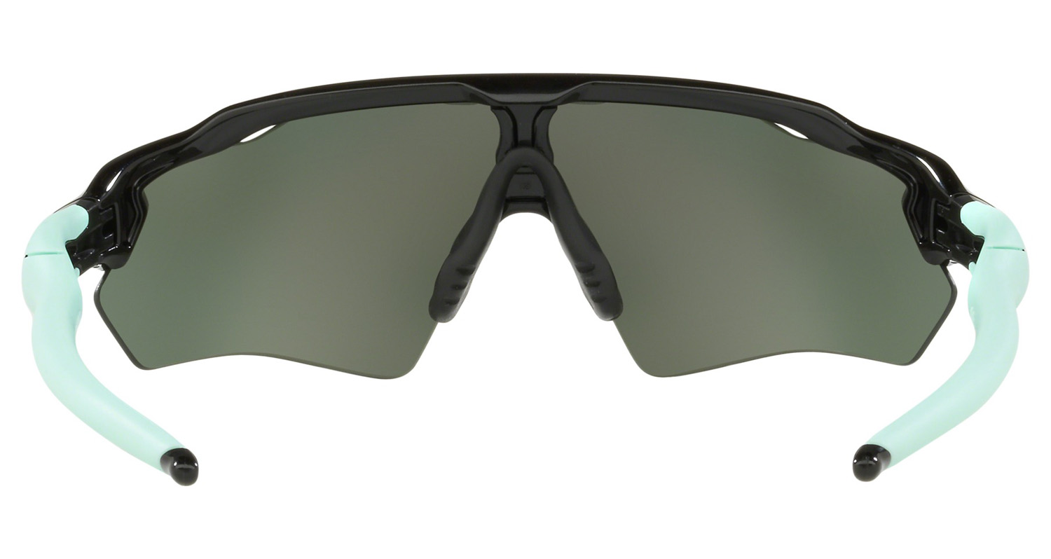 0305fa75d7f Oakley Radar EV XS Path Polished Black Prizm Black Youth Baseball Sunglasses  OJ9001-1031