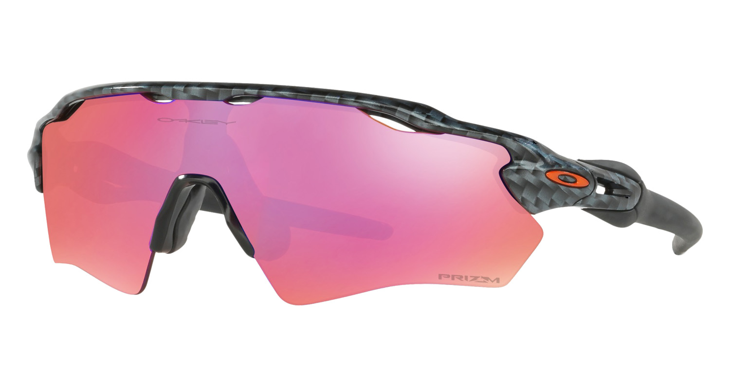 9e4021fac0f Oakley Radar EV XS Path Prizm Trail Carbon Fiber Youth Baseball Sunglasses  OJ9001-0431