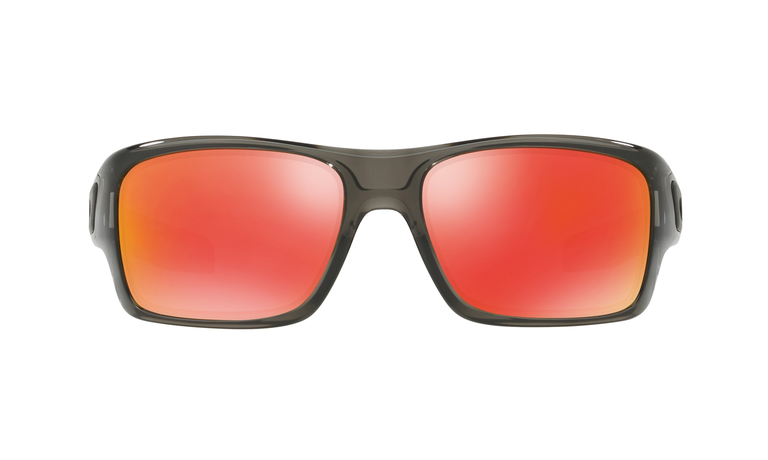 af65fcd2da Oakley Turbine XS Ruby Iridium Grey Smoke Youth Sunglasses OJ9003-0457