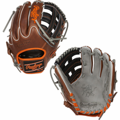 "Rawlings GG Club Heart of the Hide Baseball Glove 11.75"" PRO205-6GSLWT"
