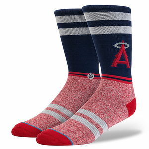 Stance Angels Men's MLB Diamond Socks