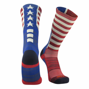 TCK USA Old Glory Crew Socks LUSA4