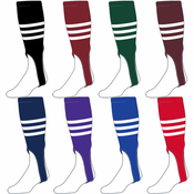 "Twin City 7"" Striped Stirrup Sock 300B"