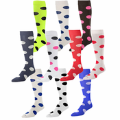 Twin City Polkadot Sock
