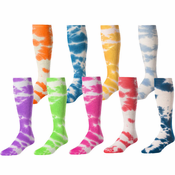 Twin City Tie Dye Sock