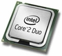 INTEL CORE2 DUO E6600 2.40GHZ 1066MHZ 4MB CACHE LGA775 DESKTOP PROCESSOR P/N: SL9S8