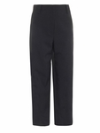 Acne Studios Elena Tech Can Navy Pants - 5.12