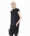 Acne Studios Teddi Satin Dress - 5.22