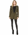 Alice + Olivia Green Cole Coat - 11.13