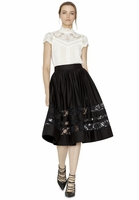TAMIA MIDLENGTH SKIRT