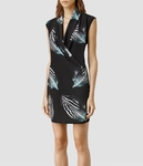 Allsaints Nast Piuma Dress - 4.30