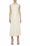 BCBGMAXAZRIA White Runway Inaya Dress - 9.20